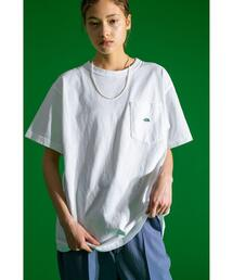 <THE NORTH FACE PURPLE LABEL> EX for monkey time 7oz POC SSL TEE/Tシャツ □□