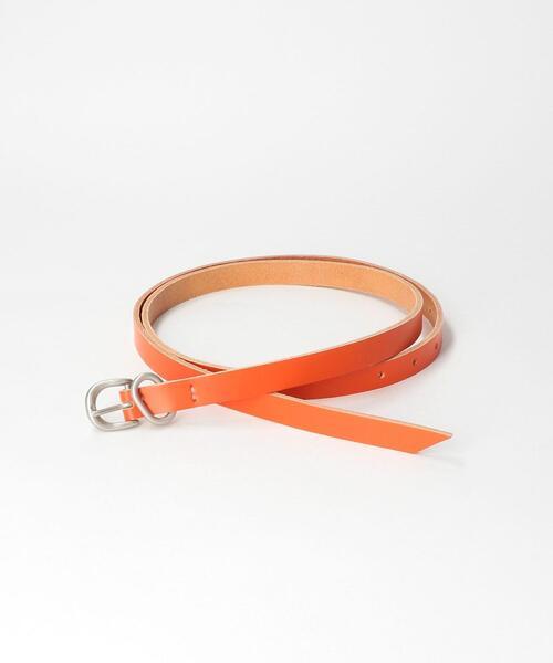 <Hender Scheme(エンダー スキーマ)> tail belt/ベルト■■■
