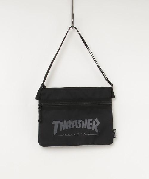 【63】【THRASHER】サコッシュ
