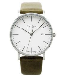 Furbo design(フルボデザイン)の【Furbo design】 フルボデザイン F02 クォーツ 腕時計 ≪TVドラマ着用≫(腕時計)