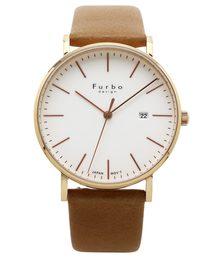 Furbo design(フルボデザイン)の【Furbo design】 フルボデザイン F02 クォーツ 腕時計(腕時計)