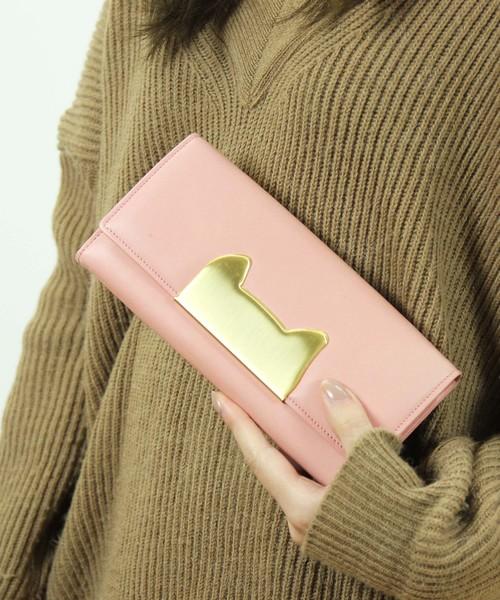 【国内在庫】 ネコフレーム 長財布(財布) tsumori chisato chisato CARRY(ツモリチサトキャリー)のファッション通販, 11Straps:05f023f2 --- annas-welt.de