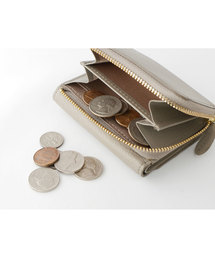 GEORGE'S(ジョージズ)のArizona 三つ折り財布(財布)