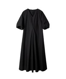 LE CIEL BLEU(ルシェルブルー)のBalloon Sleeve Maxi Dress(ワンピース)