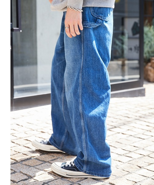 Lee/リー DUNGAREES PAINTER PANTS ペインターパンツ