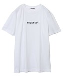 MILKFED. | S/S TEE EMBROIDERED ELLIE LOGO(Tシャツ・カットソー)