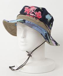 Clef(クレ)のREV. CAMOFLOWER HAT XL(ハット)