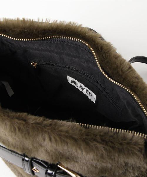 BELT DESIGN SHOULDER BAG