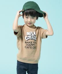 【coen キッズ / ジュニア】パッケージTシャツ(ロゴt/プリントt)