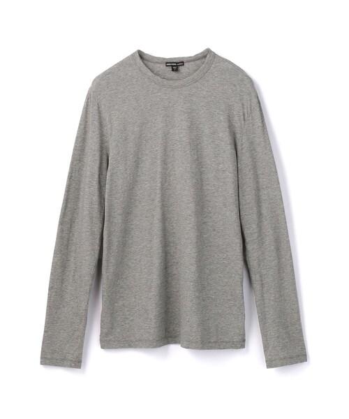 【新発売】 リュクス JAMES PERSE,JAMES ジャージークルーネックプルオーバー MELJ3246(Tシャツ/カットソー) JAMES PERSE(ジェームスパース)のファッション通販, シンプルインテリア:76d5f254 --- pyme.pe