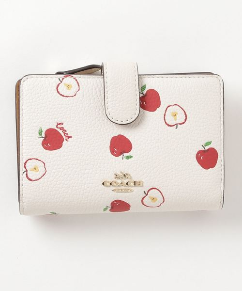 コーチ りんご 財布