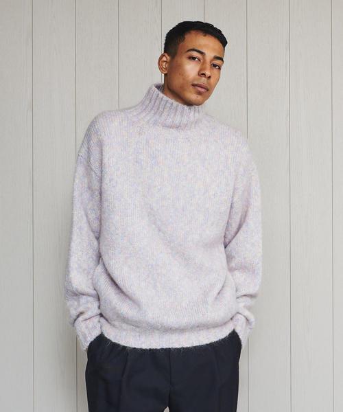 【驚きの価格が実現!】 <H>AURORA MOHAIR MOTIF MOHAIR UNITED HIGH NECK KNIT/ニット(ニット/セーター) NECK|H BEAUTY&YOUTH UNITED ARROWS(エイチビューティー&ユースユナイテッドアローズ)のファッション通販, GRAZIA:2bafbdb1 --- 888tattoo.eu.org