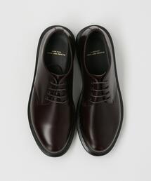 SC ★ GLR 4アイレット プレーントゥ シューズ 短靴