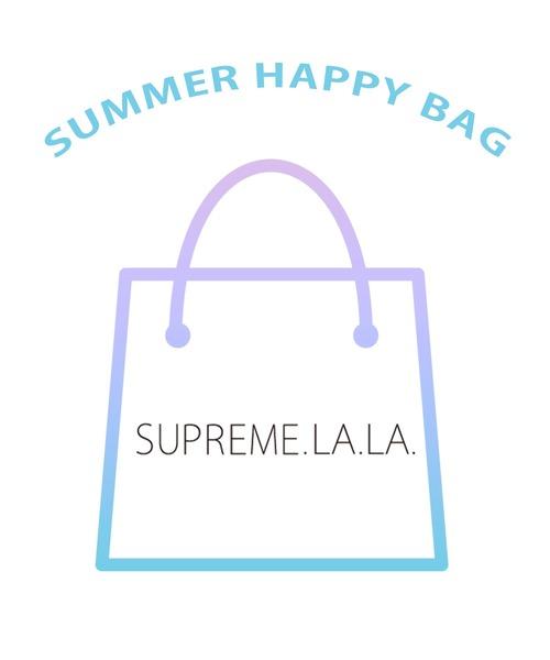【SUPREME.LA.LA.】サマーハッピーバッグ