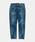 YANUK(ヤヌーク)の「YANUK MEN'S   テーパード デニムパンツ   PHILIP/57261001(デニムパンツ)」|詳細画像