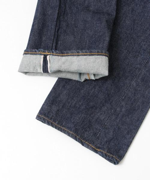 DENIMADE 066セルヴィッジデニム ONE WASH