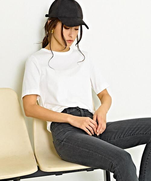 CS C クルーネック Tシャツ / 無地Tシャツ