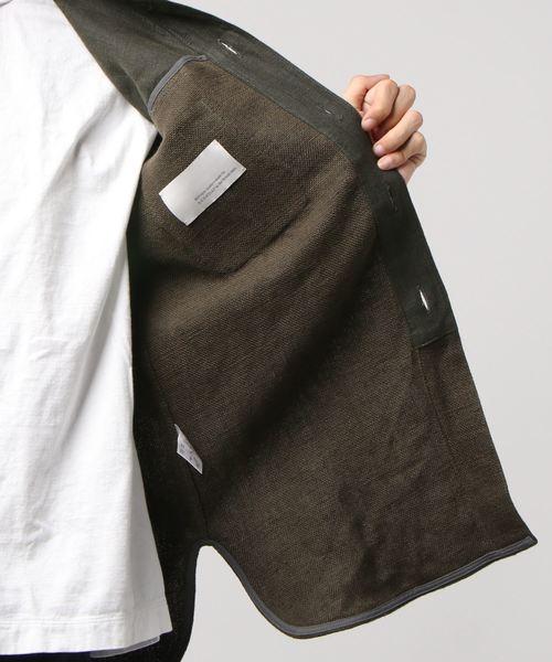 B'2nd(ビーセカンド)の「S.E.H KELLY(エス.イー.エイチ.ケリー)FIELD SHIRTS/フィールドシャツ(ブルゾン)」|詳細画像