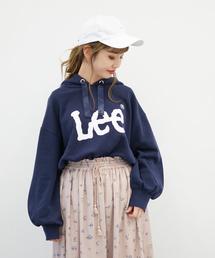 Lee(リー)の【LEE×earth】 ロゴパーカー ●(パーカー)