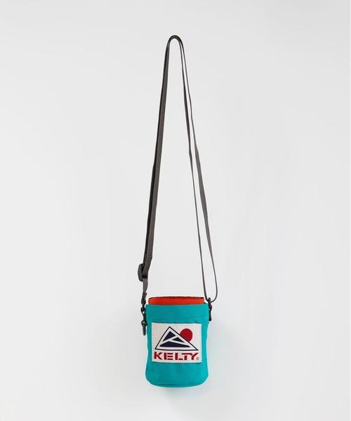 KELTY(ケルティ)の「【KELTY/ケルティ】ポーチ イーダイ ビア ホールド ポーチ/e.dye BEER HOLD POUCH(ショルダーバッグ)」|ライトグリーン