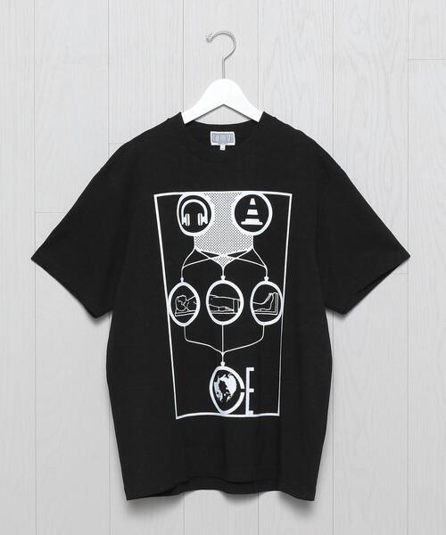 <C.E>NeuroGlobo T-SHIRT/Tシャツ.