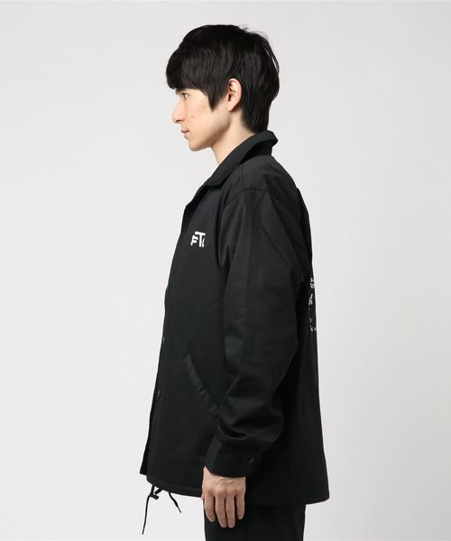 WITH A GIRL COACH JACKET