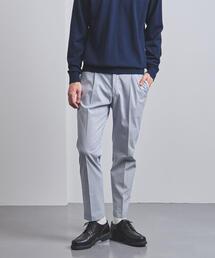 ○UASB CTY シアサッカー 1プリーツ パンツ