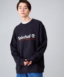 Timberland(ティンバーランド)の【Timberland】ロゴクルースウェット(スウェット)
