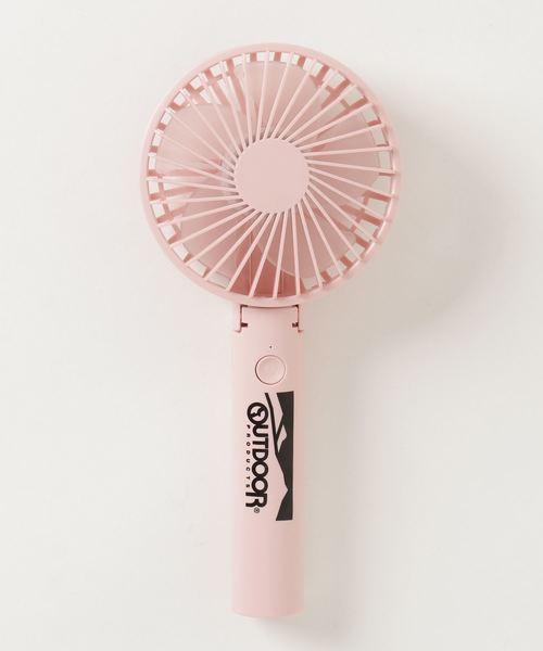 ハンディファン ピンク 扇風機