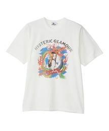 DRAGON LADY Tシャツホワイト