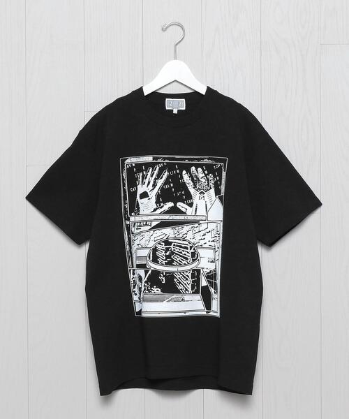 <C.E>MOMENT T-SHIRT/Tシャツ.