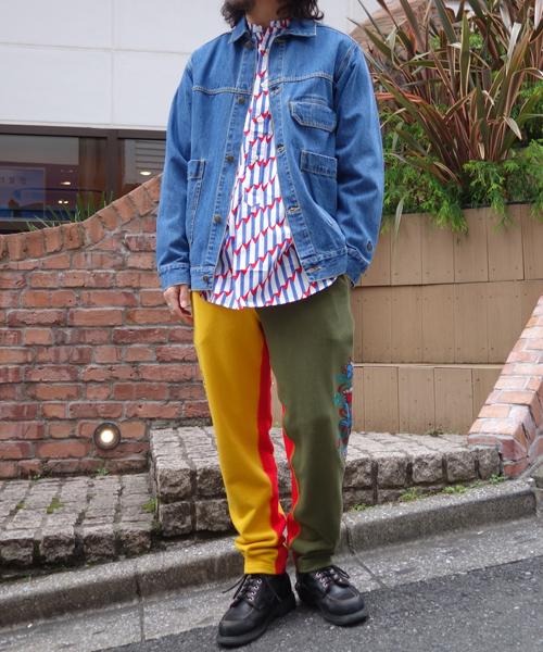 【超目玉】 Lily Embroidery Sweat Sweat Pants Pants// リリーエンブロイダリースウェットパンツ(パンツ) ALDIES(アールディーズ)のファッション通販, web store BINGOYA --:9babaad8 --- blog.buypower.ng