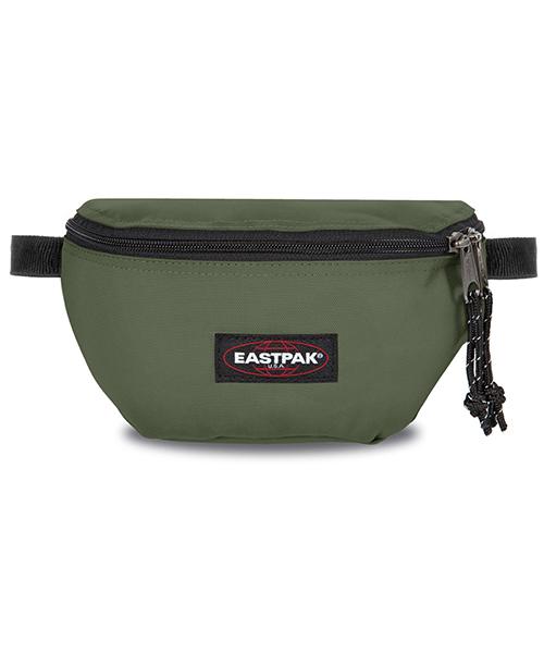 EASTPAK(イーストパック )の「SPRINGER SEASONAL COLORS 18 ミニショルダー/ウエストバッグ(ボディバッグ/ウエストポーチ)」|カーキ