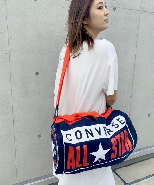 CONVERSE All Star Printed Drum Bag
