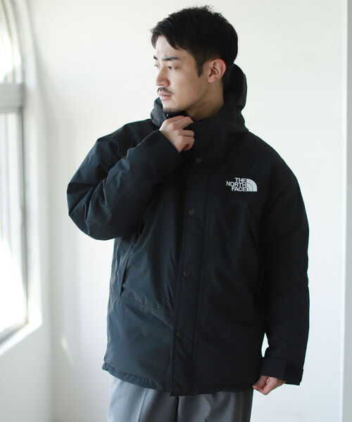 THE NORTH FACE(ザノースフェイス)の「THE NORTH FACE / Mountain Down Jacket(ブルゾン)」|ブラック