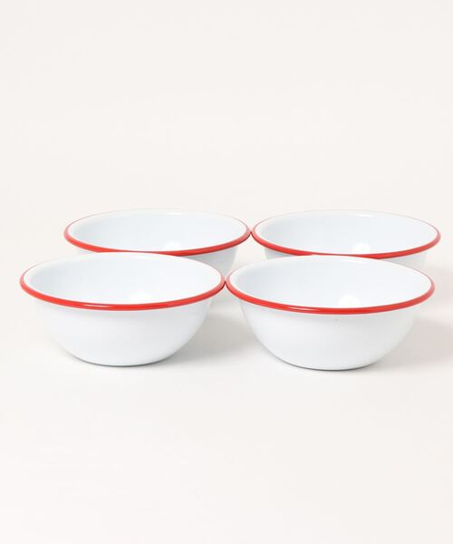 【 Crow Canyon Home / クローキャニオンホーム 】VINTAGE SERIES CEREAL BOWL V17 4p set