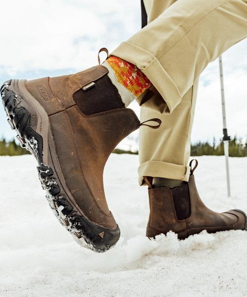 【正規取扱店】 Anchorage Boot Boot III ブーツ WP アンカレッジ/ アンカレッジ ブーツ スリー ウォータープルーフ(ブーツ)|KEEN(キーン)のファッション通販, What's up?-ワッツアップ-:17a7c7c7 --- pitomnik-zr.ru