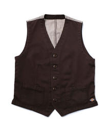 <THE STYLIST JAPAN × Dickies> VEST 18AW