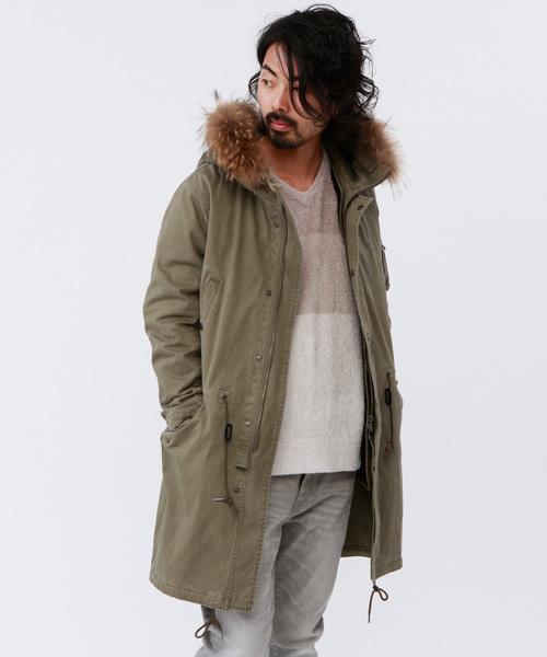 2019年秋冬新作 【セール】モッズコート(モッズコート)|VOGUISH(ヴォーギッシュ)のファッション通販, めぐみ手芸:30fcb34f --- 888tattoo.eu.org