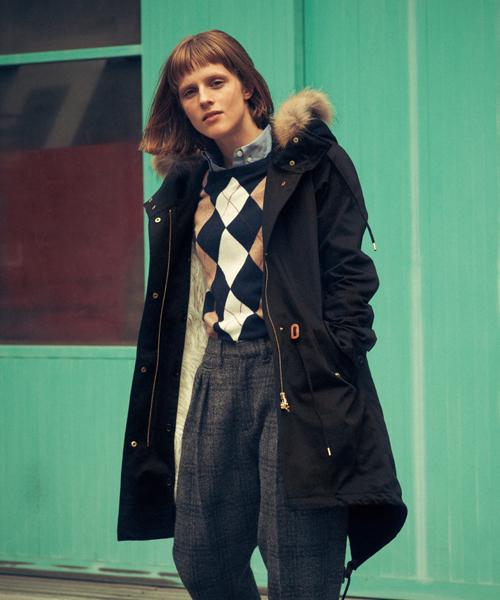 超人気 【ブランド古着】モッズコート(モッズコート)|FRED PERRY(フレッドペリー)のファッション通販 FRED - USED, FoRady:2f691adb --- altix.com.uy