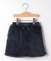 【キッズ】リョウメンボアスカート