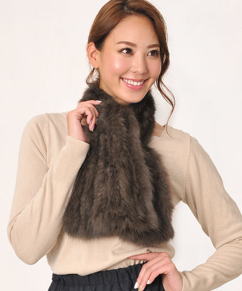 高級品市場 セーブルファー 編み込み 編み込み マフラー(マフラー sankyo/ショール) sankyo shokai(サンキョウショウカイ)のファッション通販, ヘルシーフード 漬物処すはまや:17504a1b --- pyme.pe