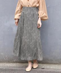 Heather(ヘザー)のハナガラスカート  836046(スカート)