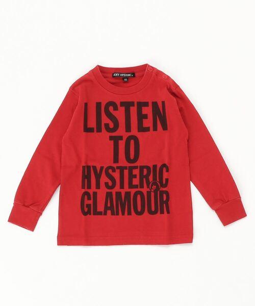 LISTEN TO HG Tシャツ