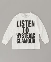 LISTEN TO HG Tシャツホワイト系その他2
