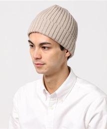 KIJIMA TAKAYUKI(キジマ タカユキ)のKIJIMA TAKAYUKI / キジマタカユキ:Cashmere Knit Cap:カシミヤニットキャップ:KN-172908-15-bjb[BJB](ニットキャップ/ビーニー)