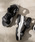 WEGO(ウィゴー)の「WEGO/厚底テープスポーツサンダル(サンダル)」|ブラック