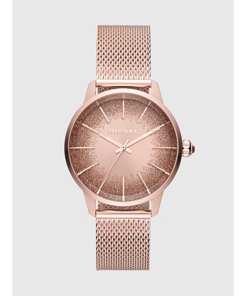 【限定価格セール!】 レディース 腕時計 BAG クォーツ(腕時計) DIESEL DIESEL(ディーゼル)のファッション通販, はらだ牧場:93a049e2 --- pyme.pe