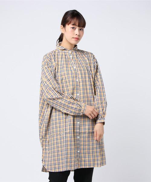 【内祝い】 【GALLEGO DESPORTES】ロングシャツ WOMEN(シャツ/ブラウス) Bshop|GALLEGO DESPORTES(ギャレゴデスポート)のファッション通販, Artgoods Evolution Studio Market:3e96b96c --- blog.buypower.ng