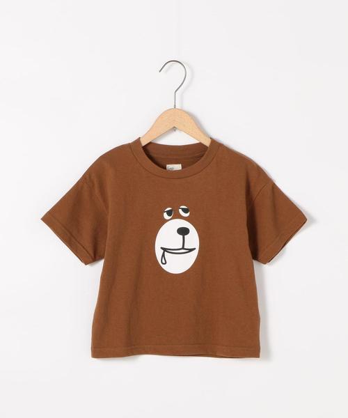【coen キッズ / ジュニア】コーエンベアTシャツ